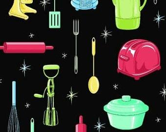 Retro Kitchen Apron - Toddler & Primary