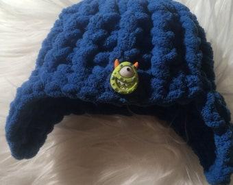 Boys Monster Hat