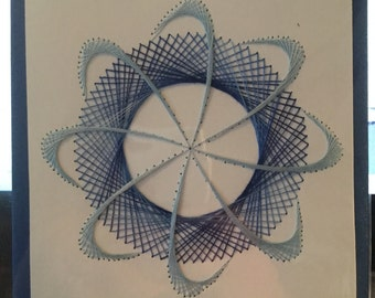 Orbital String Art