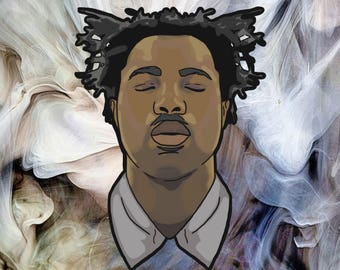 "The ""Sampha"" Pin"