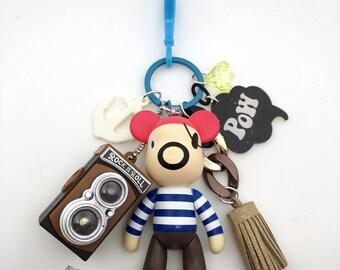 Popobe Pirate Bag Charm