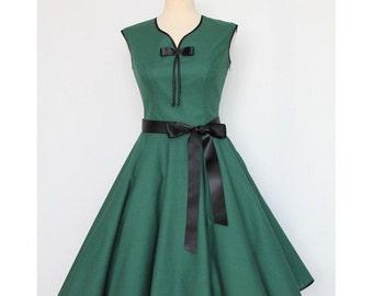Petticoat dress 50's Rockabilly