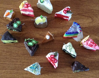 Clay Cake Charms Mystery Box