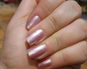 Luna Frost- Pastel Purple Polish - 7 Free - Indie Polish - Nail Polish - Nail Lacquer