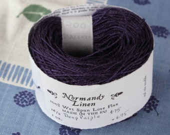 Deep Purple 16/2 Normandy Linen