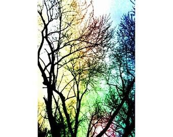 Reaching through Rainbows