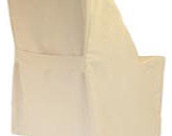 Custom Quality Folding Chair Slipcovers