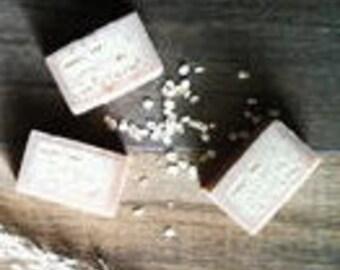 Oatmeal, Milk and Honey Goat Milk Soap-Handmade Goat Milk Soap