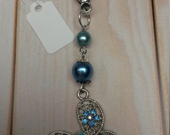 Clasp - Butterfly keychain