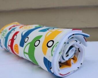 Fleece Lined Baby/Toddler Blanket