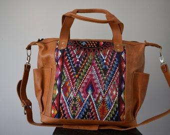 The Livingston Leather Multiwear Bag