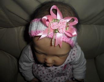 Headband baby (0-3 months)