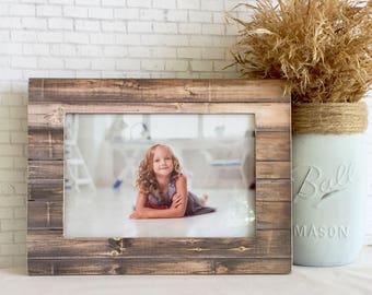 Picture frames, custom frames, custom gift, living room decor, home decor, housewarming gift, 4x6 picture frames, 5x7 picture frames