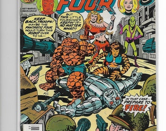 FANTASTIC FOUR #180 Jack Kirby