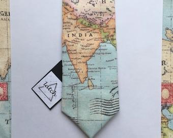 INDIA - Map Tie