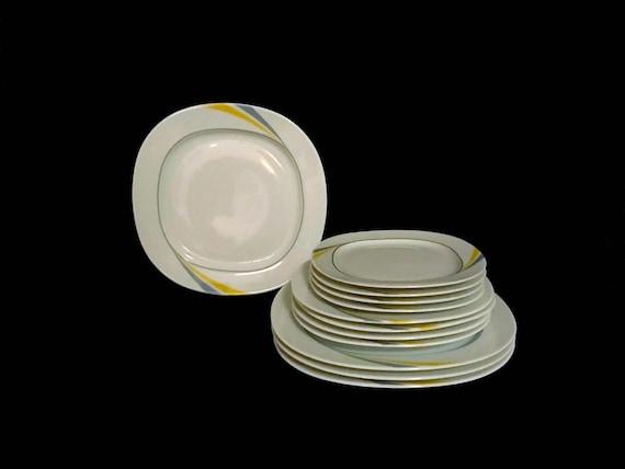 Like this item? & Vintage Mid Century Modern Thomas German Porcelain Dinnerware