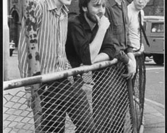 Joy Division Ian Curtis 23 x 35 poster