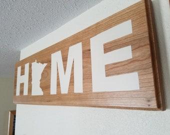 Minnesota Home Sign