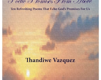 Poetic Promises From Above - Instant Digital Download, PDF ebook