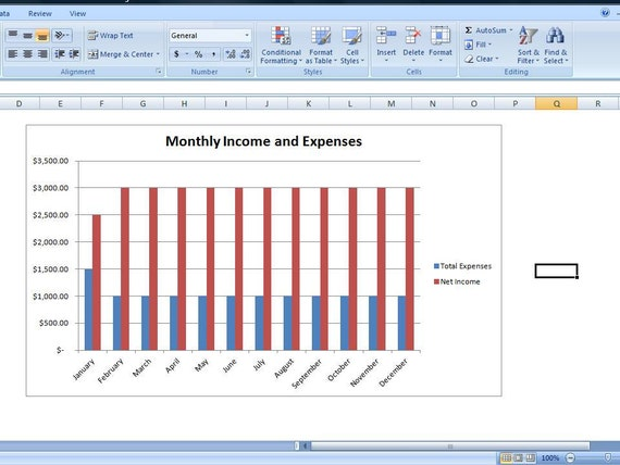 personal finance spreadsheet templates