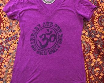 Women's Small Up-Cycled  T-Shirt