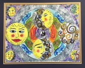 The Moon Phases and Four ...