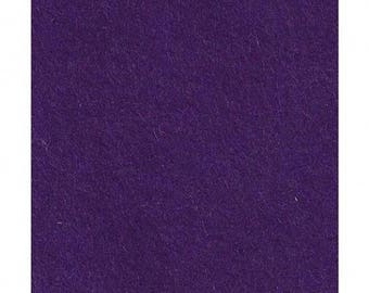 Cinnamon Patch 30cmx45cm 067 purple felt