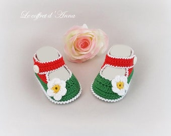 Baby girl 0/3 months, babies, baby sandals, baby gift Newborn Baby girl sandal