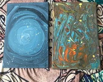 10 x 8 canvas paint