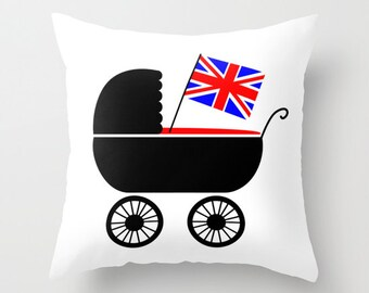 BRIT PRAM #Pillow