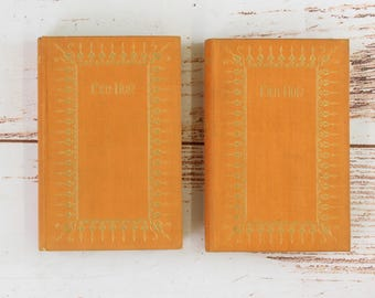Ben Hur A Tale of the Christ 2 Volume Set by Lew Wallace Hard Cover Book