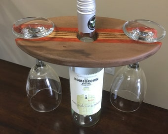 Wine Glass Display