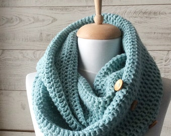 Scarf, infinity scarf, knit scarf, women scarf, circle scarf, chunky scarf Many Colors FAST DELIVERY