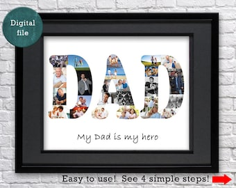 Personalized Fathers day gift for husband Personalized gift for dad Gift for him Father's day gift for father in law gift grandpa gift