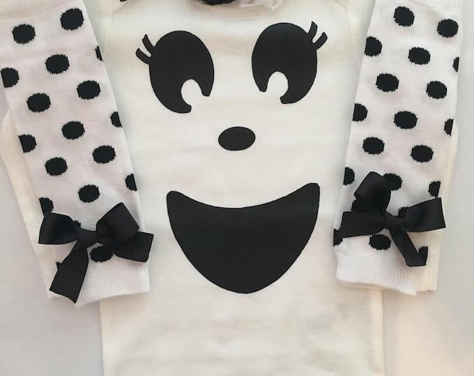 Baby Girl Halloween Costume - Ghost