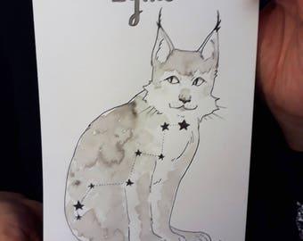 Inktober 23 : Lynx