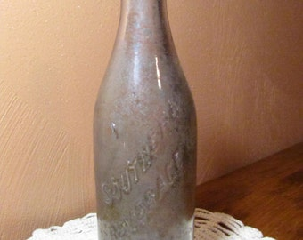 Vintage Soda Bottle