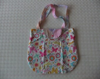 Fabric foldable shopping bag