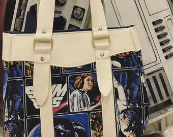 Star Wars Purse // Nerdy Handbag // Evelyn // Vegan