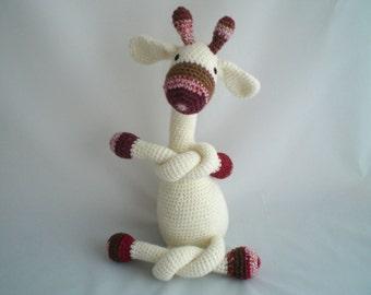 Crochet Giraffe / Amigurami Giraffe /  Giraffe Soft Toy / Gyraffe Plush Toy / Crochet Amigurumi Gyraffe / Crochet Plush Toy / Amigurumi Toy