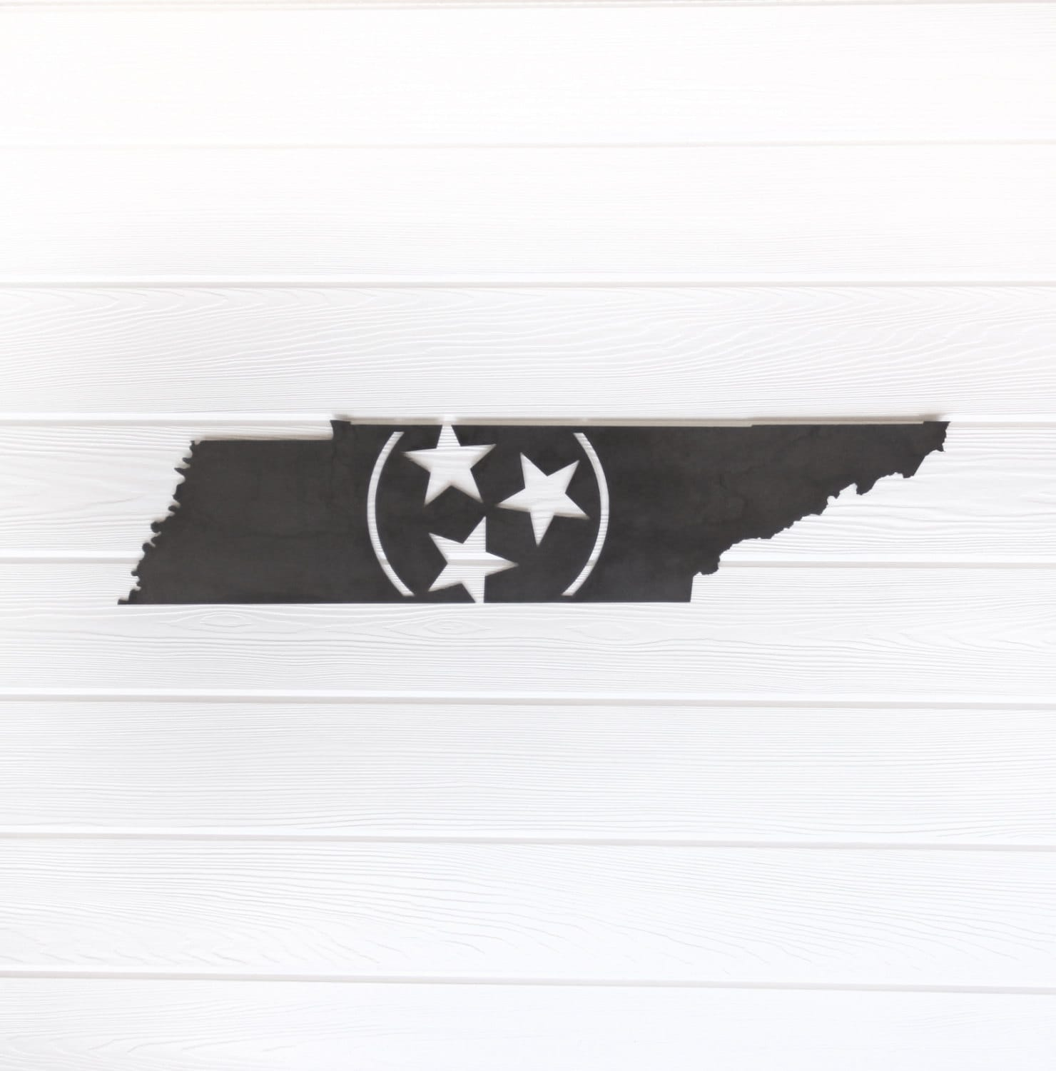 Tennessee Tri Star Metal Art University Of