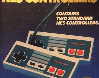NES Controllers Nintendo Brand Great Condition Fast Shipping