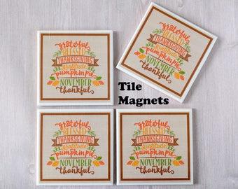 Thanksgiving Gift Thanksgiving Magnets Thanksgiving Dinner Thanksgiving Decoration Thanksgiving Gift for Thanksgiving Host - 4