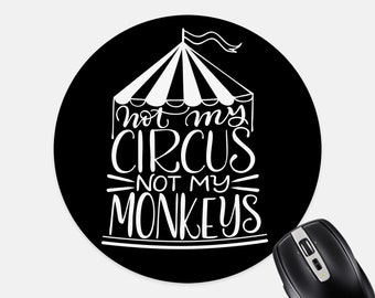 Funny Mousepad - Mousepad for Moms- Mousepad for Dads - Custom Mouse Pad- Computer Accessories