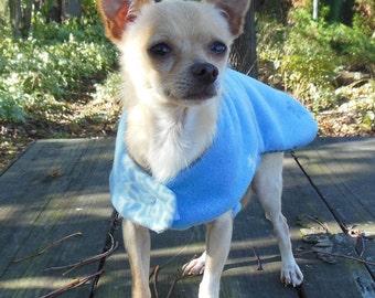 Fleece Small Dog Coat pdf Sewing Pattern