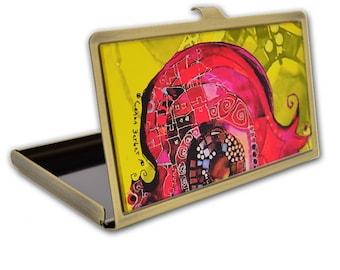 BiggDesignPomegranate Card Case