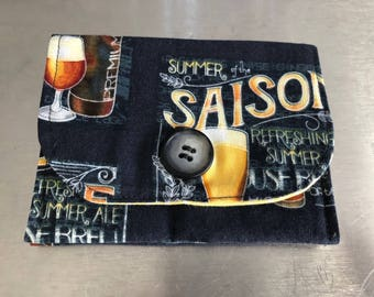 Beer/Ale -  Gift Card/Cash/Credit Card/Jewelry Pouch
