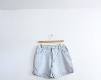 Loose Denim 90s Shorts
