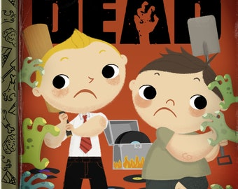 Shaun of the Dead 5x7 POSTCARD