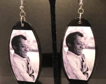 James Baldwin Earrings